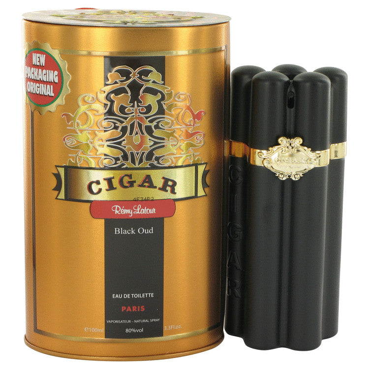 Cigar Black Oud Eau De Toilette Spray By Remy Latour 516332
