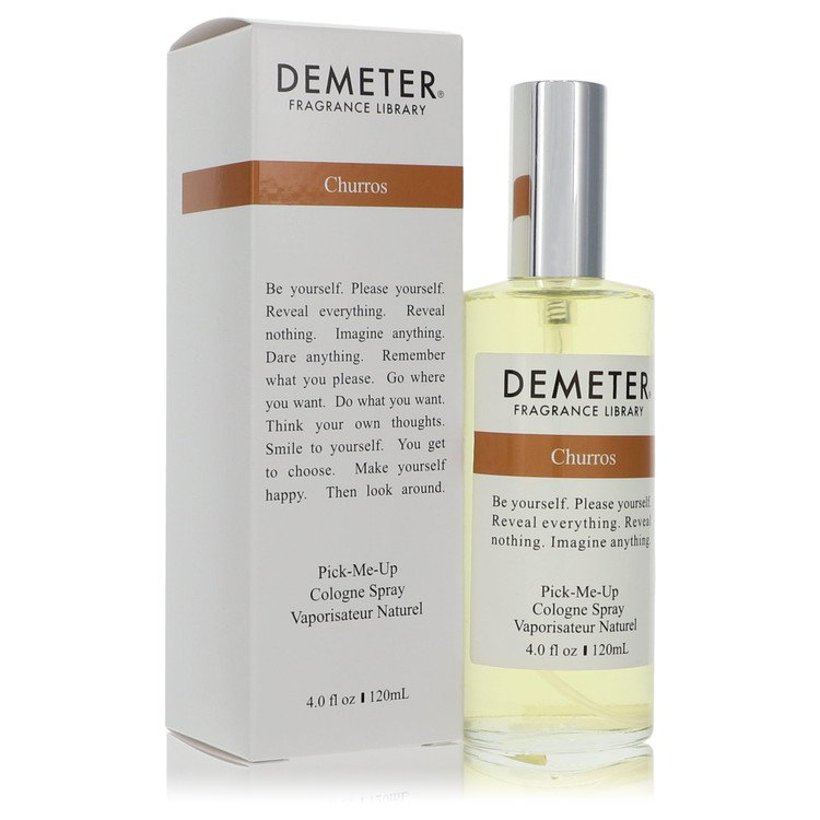Demeter Churros Cologne Spray (Unisex) By Demeter 556100