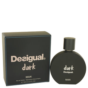 Desigual Dark Eau De Toilette Spray By Desigual 533927