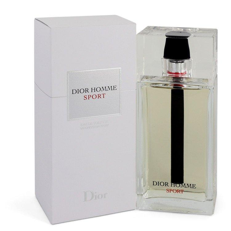 Dior Homme Sport Eau De Toilette Spray By Christian Dior 542433