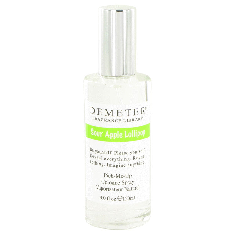 Demeter Sour Apple Lollipop Cologne Spray (Formerly Jolly Rancher Green Apple) By Demeter 455612