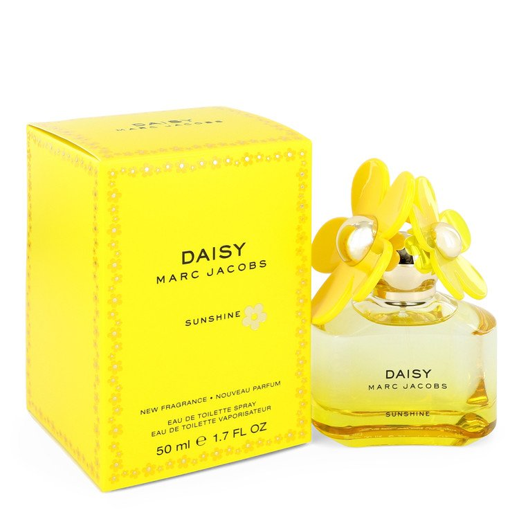 Daisy Sunshine Eau De Toilette Spray (Limited Edition) By Marc Jacobs 500167