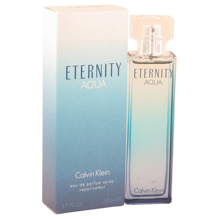 Eternity Aqua Eau De Parfum Spray By Calvin Klein 502238