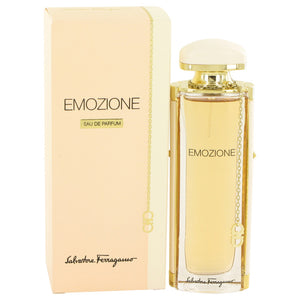 Emozione Eau De Parfum Spray By Salvatore Ferragamo 531785