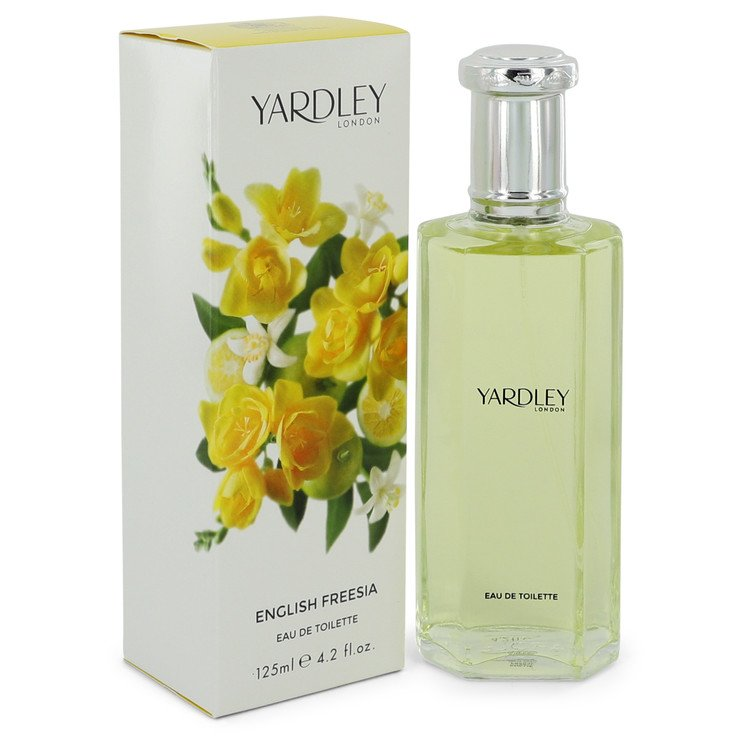 English Freesia Eau De Toilette Spray By Yardley London 543706