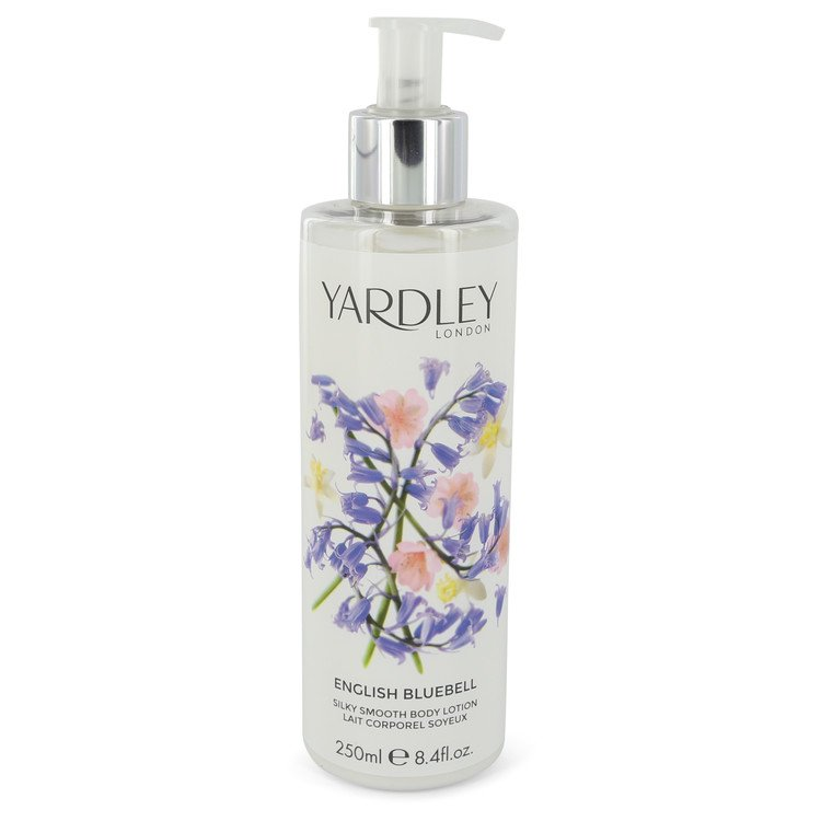 English Bluebell Body Lotion By Yardley London   550620