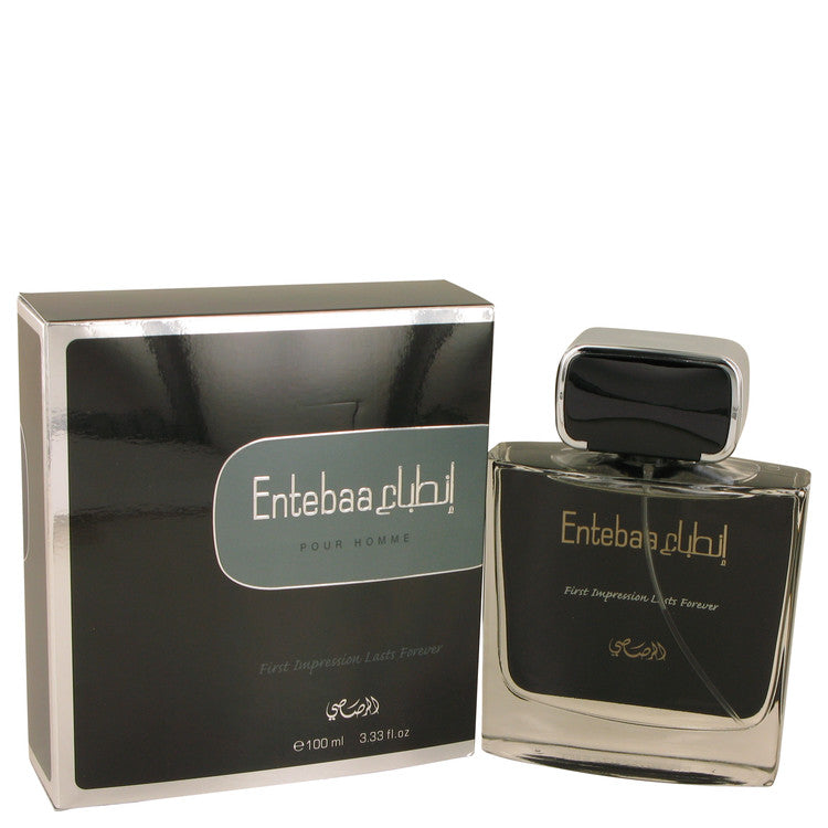 Entebaa Eau De Parfum Spray By Rasasi 538126
