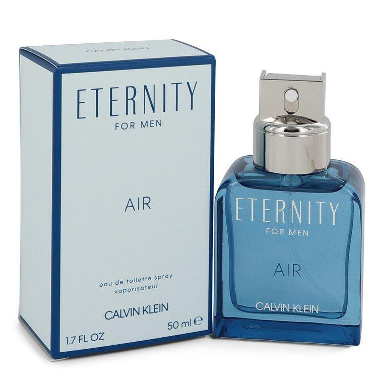 Eternity Air Eau De Toilette Spray By Calvin Klein 548420