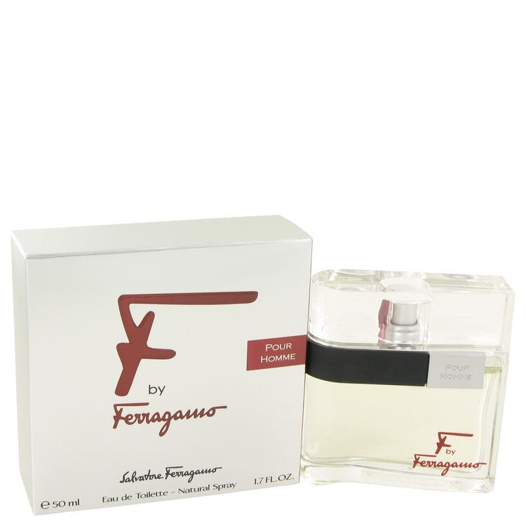 F Eau De Toilette Spray By Salvatore Ferragamo 456176