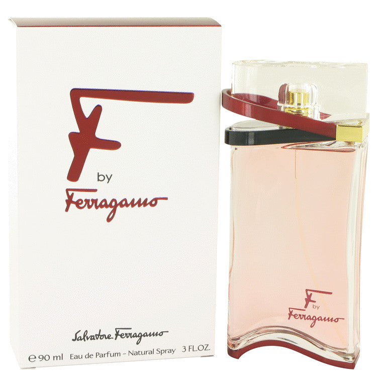 F Eau De Parfum Spray By Salvatore Ferragamo 426555