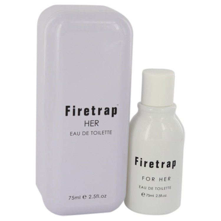 Firetrap Eau De Toilette Spray By Firetrap 541635