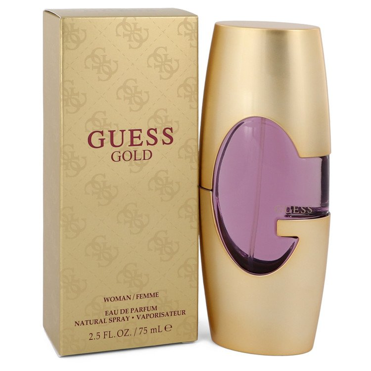 Guess Gold Eau De Parfum Spray By Guess 431897