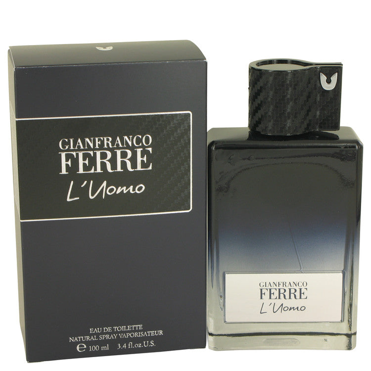 Gianfranco Ferre L'uomo Eau De Toilette Spray By Gianfranco Ferre 536583