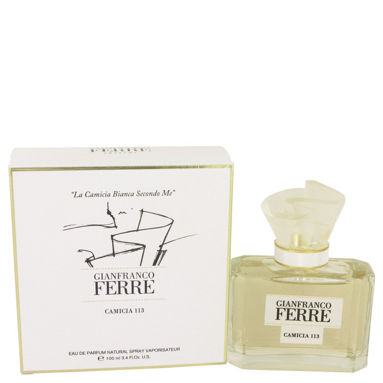 Gianfranco Ferre Camicia 113 Eau De Parfum Spray By Gianfranco Ferre 535255