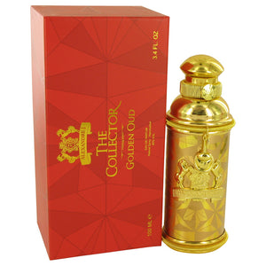 Golden Oud Eau De Parfum Spray By Alexandre J 538151