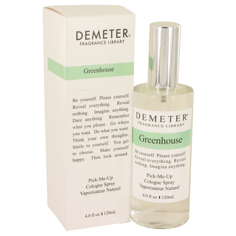Demeter Greenhouse Cologne Spray By Demeter 426475