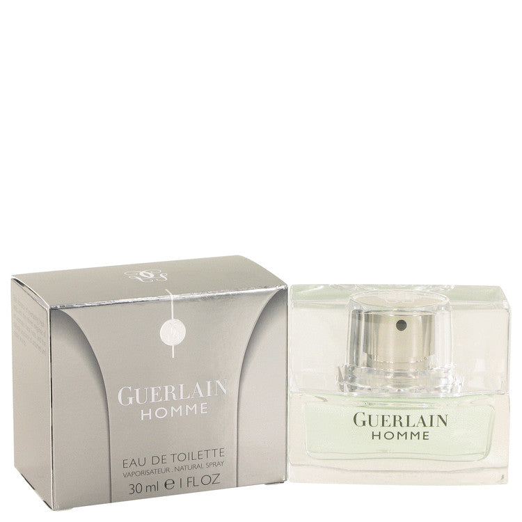 Guerlain Homme Eau De Toilette Spray By Guerlain 501167