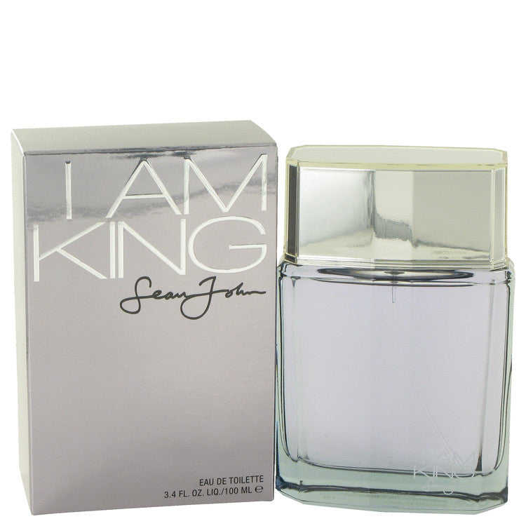 I Am King Eau De Toilette Spray By Sean John 454878
