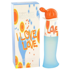 I Love Love Eau De Toilette Spray By Moschino 421432