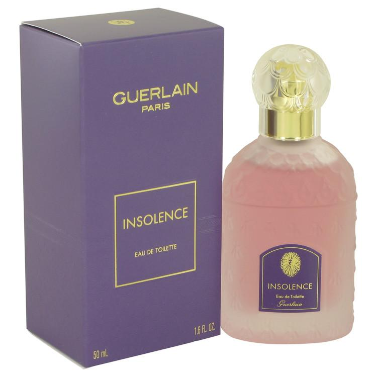 Insolence Eau De Toilette Spray (New Packaging) By Guerlain 539969