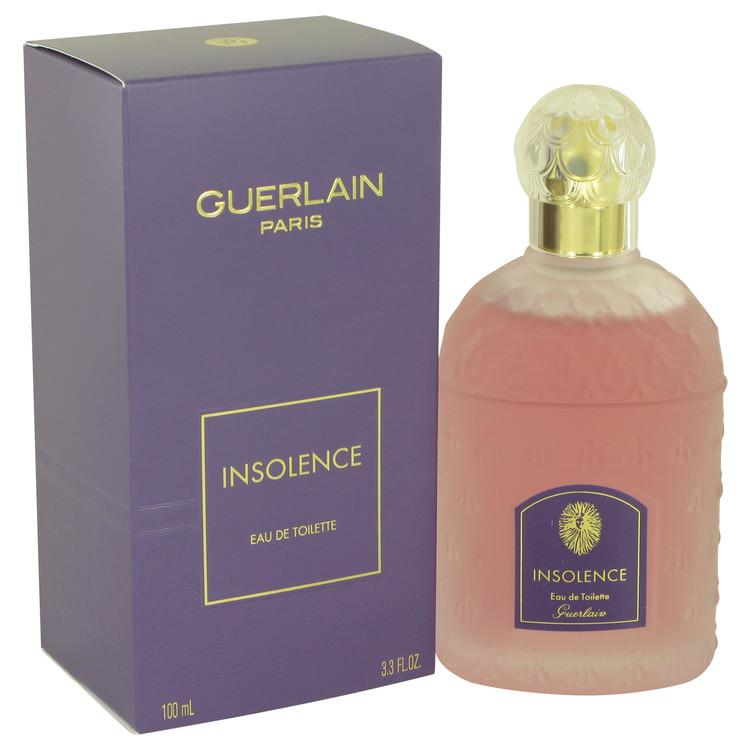 Insolence Eau De Toilette Spray (New Packaging) By Guerlain 539968