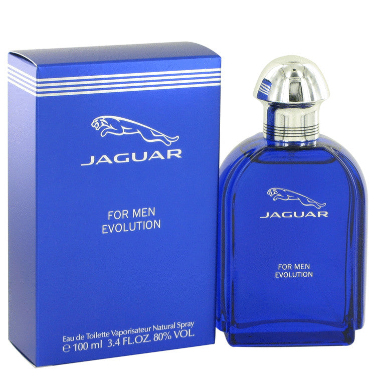 Jaguar Evolution Eau De Toilette Spray By Jaguar 502381