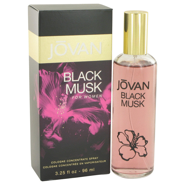 Jovan Black Musk Cologne Concentrate Spray By Jovan 460926