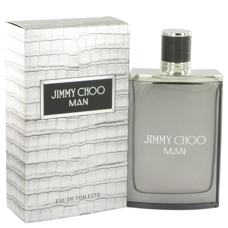 Jimmy Choo Man Eau De Toilette Spray By Jimmy Choo 515646