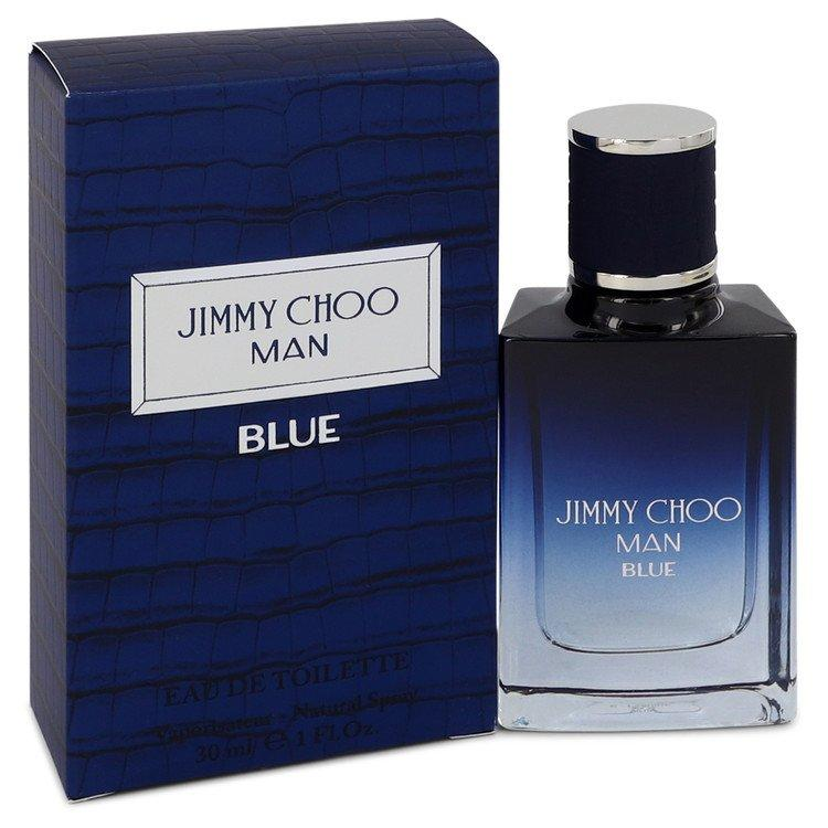 Jimmy Choo Man Blue Eau De Toilette Spray By Jimmy Choo 543390