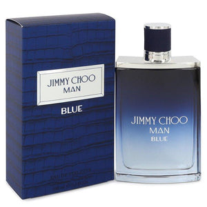 Jimmy Choo Man Blue Eau De Toilette Spray By Jimmy Choo 542640 - Houbigant - Frenshmo