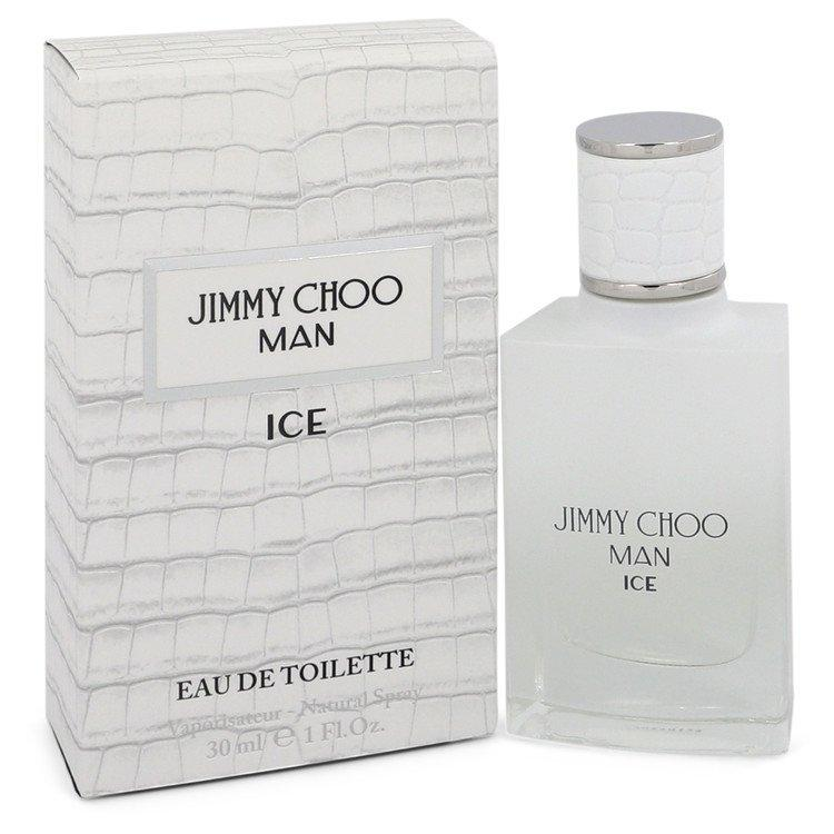 Jimmy Choo Ice Eau De Toilette Spray By Jimmy Choo 548413