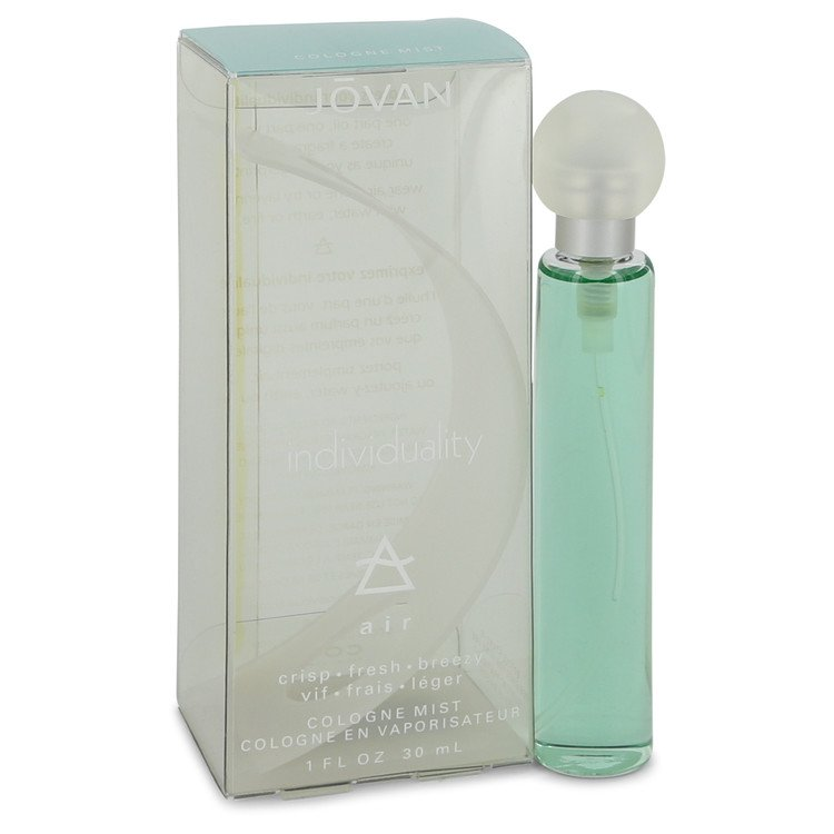 Jovan Individuality Air Cologne Spray By Jovan 544268