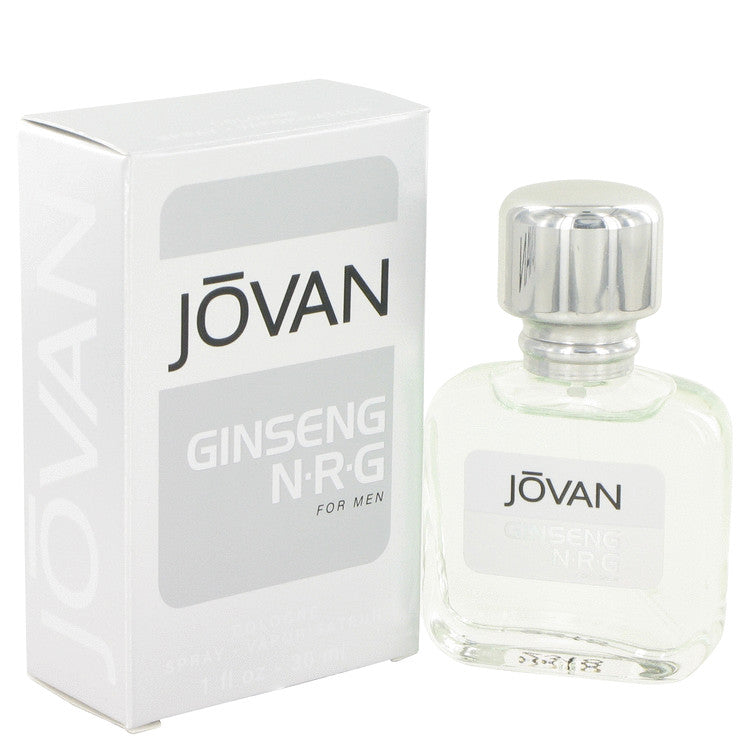 Jovan Ginseng Nrg Cologne Spray By Jovan 497849