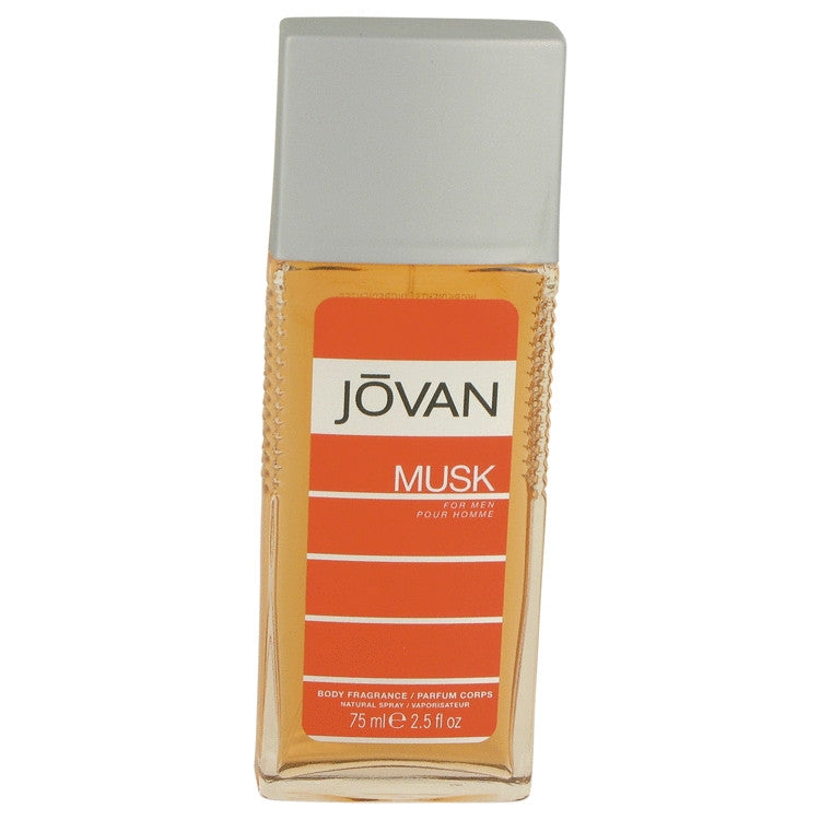 Jovan Musk Body Spray By Jovan 534724