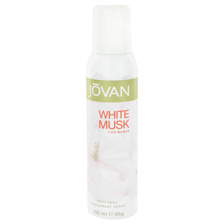 Jovan White Musk Deodorant Spray By Jovan 517203