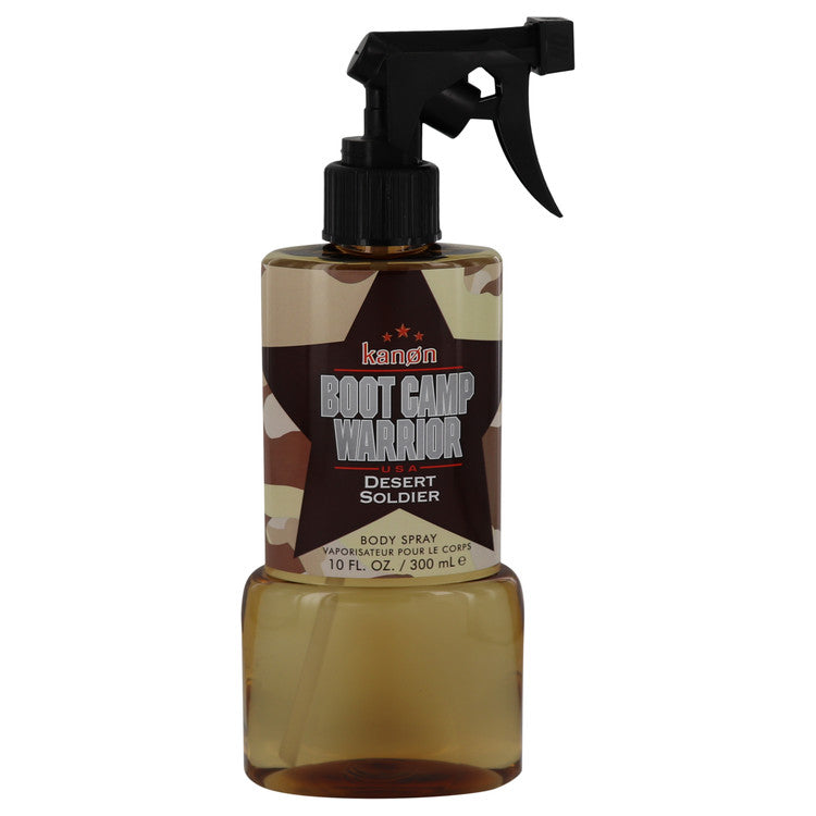 Kanon Boot Camp Warrior Desert Soldier Body Spray By Kanon 541327