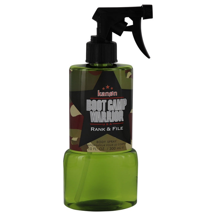 Kanon Boot Camp Warrior Rank & File Body Spray By Kanon 541320