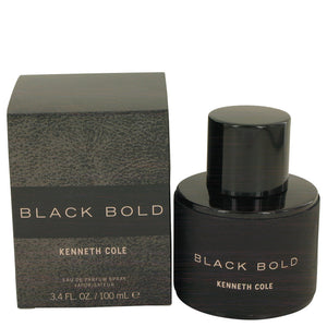 Kenneth Cole Black Bold Eau De Parfum Spray By Kenneth Cole 534151