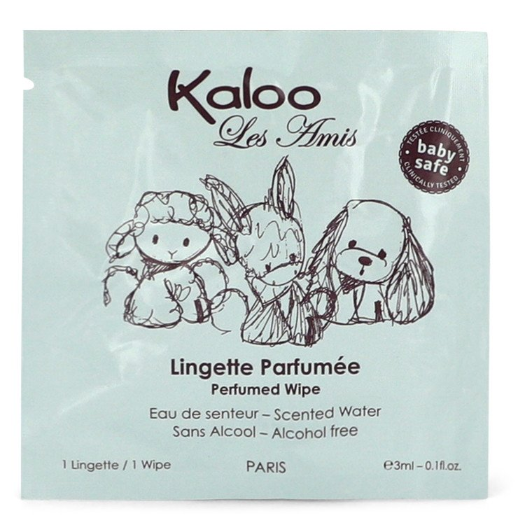 Load image into Gallery viewer, Kaloo Les Amis Pefumed Wipes By Kaloo 542960