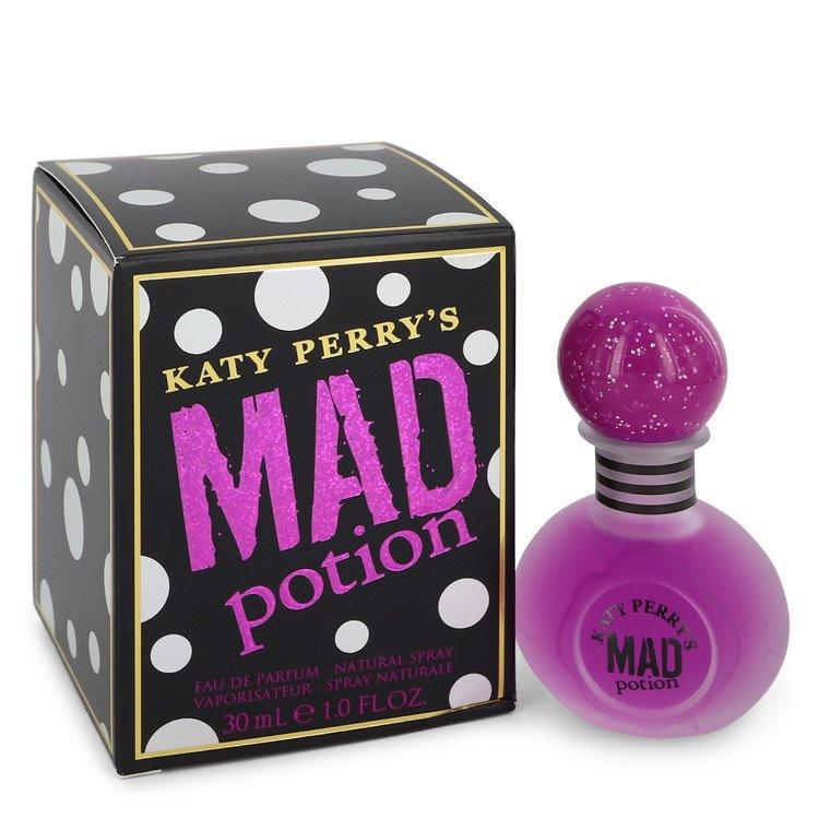 Katy Perry Mad Potion Eau De Parfum Spray By Katy Perry 546525