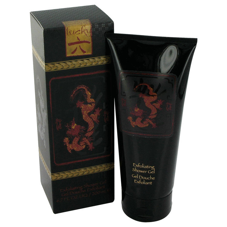 Load image into Gallery viewer, Lucky Number 6 Exfoliating Shower Gel By Liz Claiborne 448173