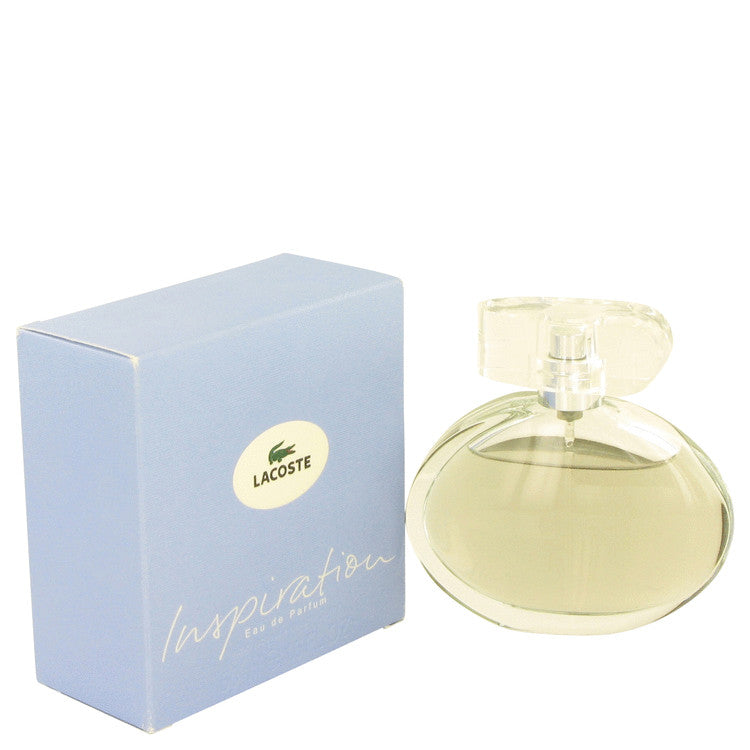 Lacoste Inspiration Eau De Parfum Spray By Lacoste 430648