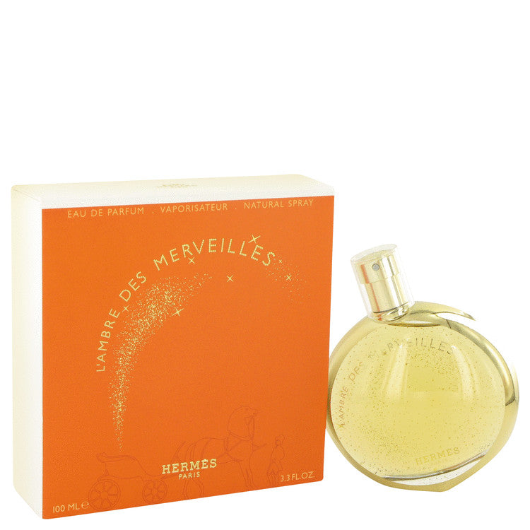 Load image into Gallery viewer, L'ambre Des Merveilles Eau De Parfum Spray By Hermes 516999