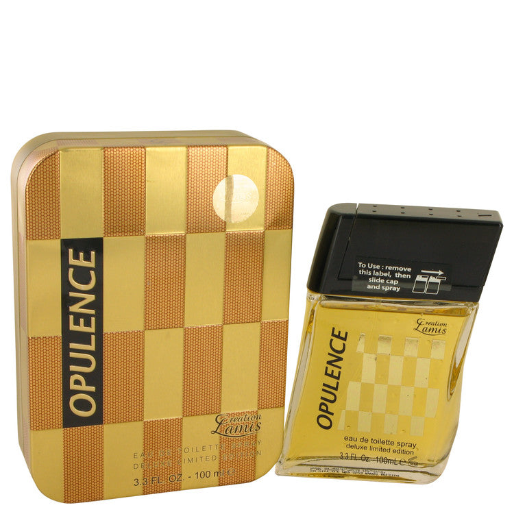 Lamis Opulence Eau De Toilette Spray Deluxe Limited Edition By Lamis 538117