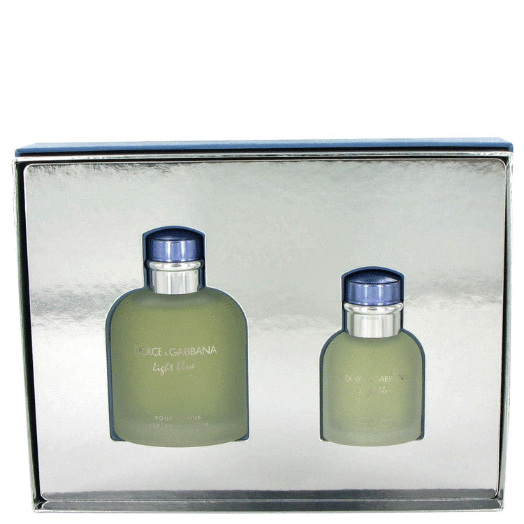 Light Blue Gift Set By Dolce & Gabbana 477896
