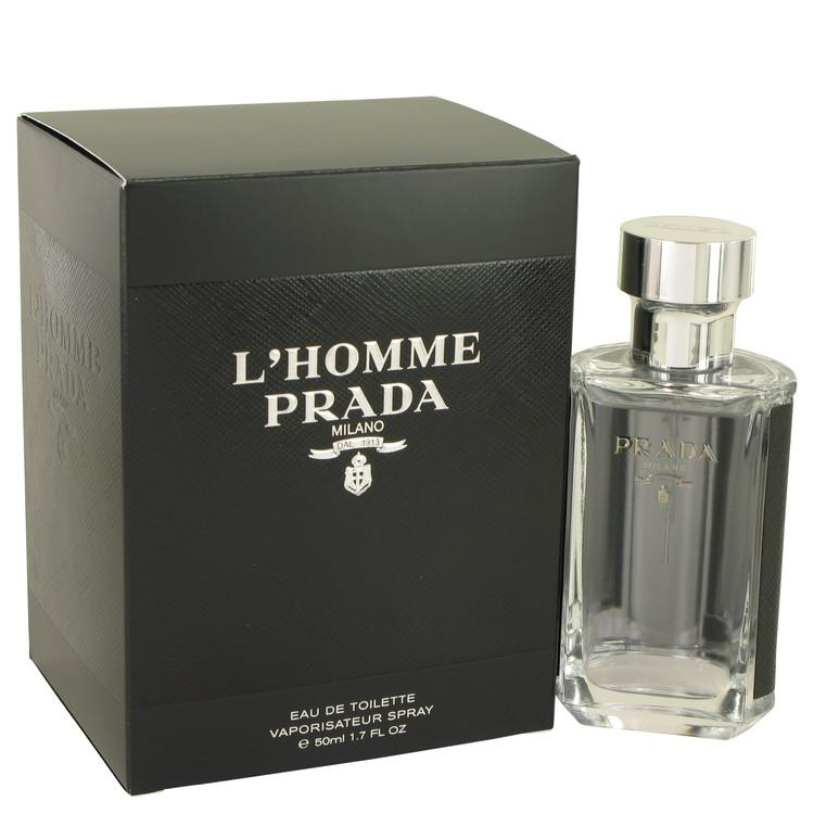 Prada L'homme Eau De Toilette Spray By Prada 539997