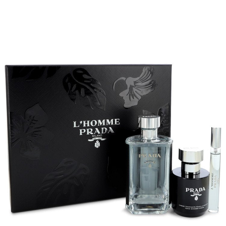 Load image into Gallery viewer, Prada L'homme Gift Set By Prada