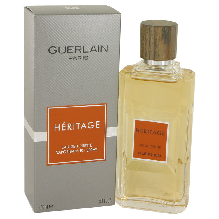 Load image into Gallery viewer, Heritage Eau De Toilette Spray By Guerlain 413979