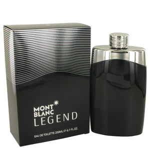 Montblanc Legend Eau De Toilette Spray By Mont Blanc 534752