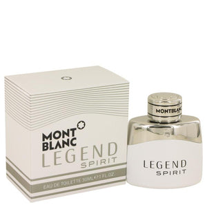 Montblanc Legend Spirit Eau De Toilette Spray By Mont Blanc 539086